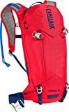 CamelBak T.O.R.O. Protector 8 100 oz Hydration Pack, Racing Red/Pitch Blue