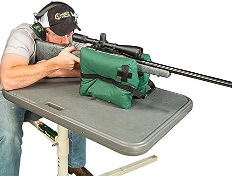 Fashionwu - Bolso de Descanso para Pistola de Caza al Aire Libre, Accesorios de Pistola Deportiva
