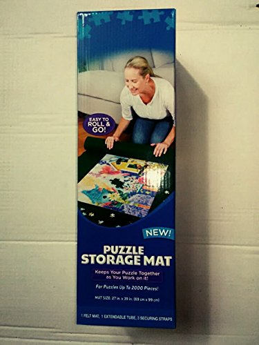 Roll & Go Puzzle Storage Mat