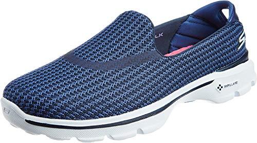 Skechers Performance Women's Go Walk 3 Slip-On Walking Shoe