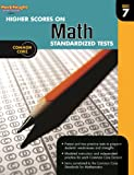Higher Scores on Math Standardized Tests, Grade 7, STECK-VAUGHN, 0547898304