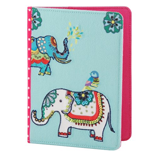 RFID Blocking Travel Wallet & Passport Holder-Travel Organizer for...
