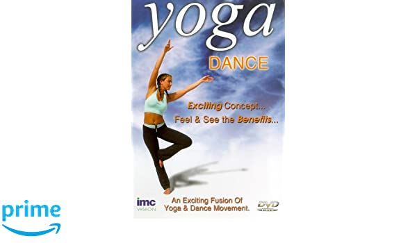 Yoga Dance - Healthy Living Series Reino Unido DVD: Amazon ...
