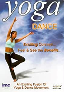 Yoga Dance - Healthy Living Series [Reino Unido] [DVD]