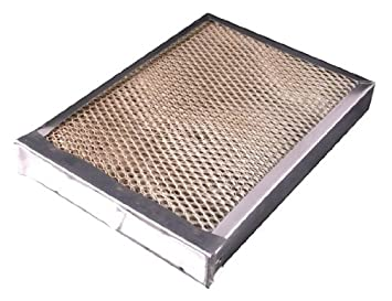 carrier humidifier filter. 318518-761 aftermarket carrier humidifier replacement evaporator pad filter d