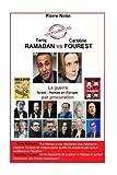 tariq ramadan vs caroline fourest la guerre israel hamas par procuration french edition