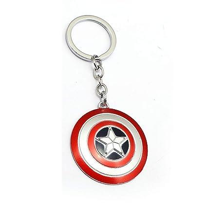 DADATU Llavero Vengadores Infinity Guerra Capitán América ...
