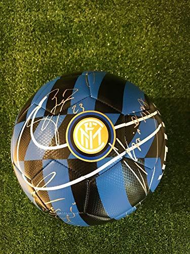 Balón Nike Prestige autografiado del F.C.Inter - Temporada 2017 ...