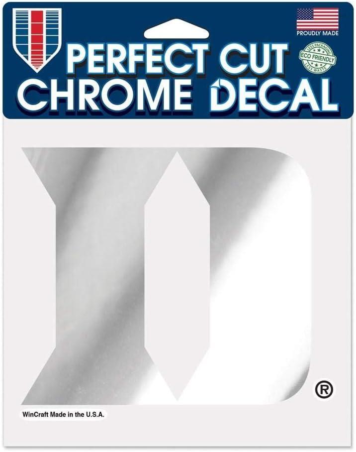WinCraft NCAA Chrome Perfect Cut Decal