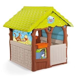 Disney 310145 - La Casa Del Árbol Winnie The Pooh (Smoby)