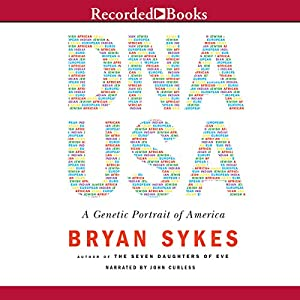 DNA USA Audiobook