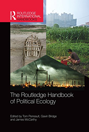 The Routledge Handbook of Political Ecology (Routledge International Handbooks) Pdf