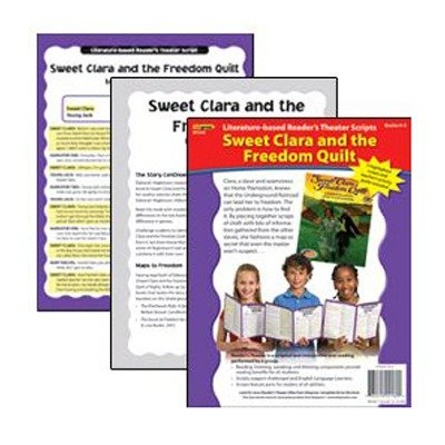 Sweet Clara and the Freedom Quilt Reader's Theater, Grades (Readers Theater Sweet)