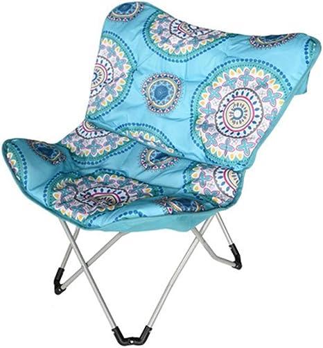 LIX-BD Productos de Exterior/sillas Plegables portátile Taburete Plegable Exterior Interior Familia Jardín Playa Viajes Silla de Playa: Amazon.es: Deportes y aire libre