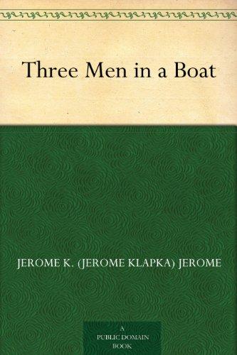 Wood School Boat - Three Men in a Boat