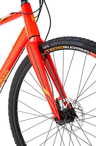 Mongoose Selous Expert Gravel Road Bike with 700cm Wheel