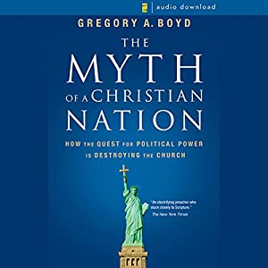 Myth of a Christian Nation Audiobook
