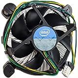 Intel Core i3 i5 i7 Socket 1150 1155 1156 4-Pin Connector CPU Cooler With Aluminum Heatsink 3.5 Fan For Desktop PC Computer