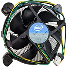 """Intel Core i3/i5/i7 Socket 1150/1155/1156 4-Pin Connector CPU Cooler With Aluminum Heatsink & 3.5"""" Fan For Desktop PC Computer"""