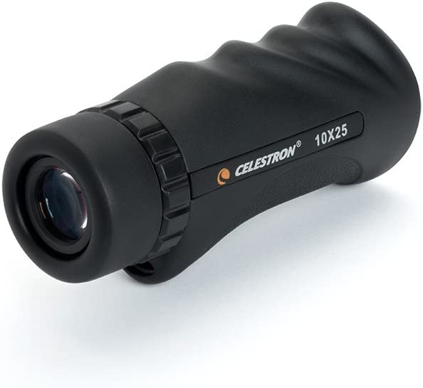 Celestron 71210 Nature 10 X 25 Monokular Schwarz Kamera
