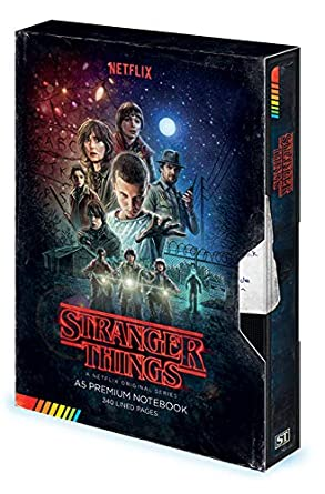 Stranger Things - Cuaderno oficial