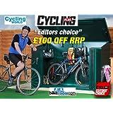 Duramax Bicycle Store Amazon Co Uk Garden Amp Outdoors