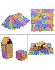 EVA Foam Mat, EVA Foam Kid Play Mat Safe Lightweight Healthy Soft for Indoor Games for Preschool Toys