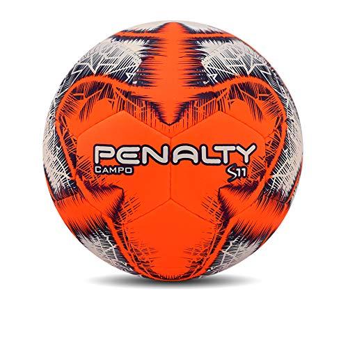 Bola Campo S11 R4 Ix Penalty 70 Cm Laranja