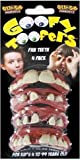 Best Fake Teeth - Billy-Bob Goofy Toofers Rotted Redneck False Teeth One Review