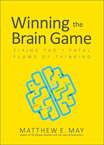 Amazon winning the brain game fixing the 7 fatal flaws of winning the brain game fixing the 7 fatal flaws of thinking by may fandeluxe Images
