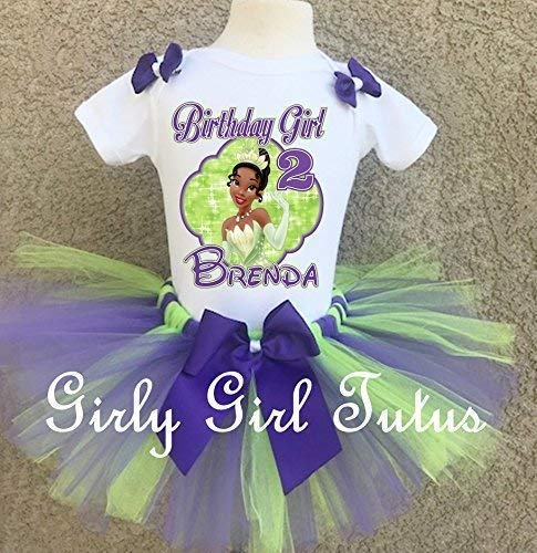 Princess Tiana Outfits (Princess Tiana Birthday Outfit Princess and the)