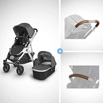 Cotton Baby Pushchair Handle Protective Cover Infant Stroller Accessories New KL