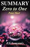 Best Books On Audibles - Summary - Zero to One:: By Peter Thiel Review