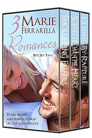 book cover of Three Marie Ferrarella Romances Box Set Two