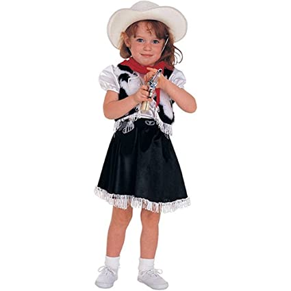 amazoncom rubies costume toddler cowgirl costume toys games
