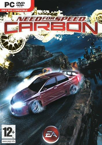 Need for Speed: Carbon pc dvd-ის სურათის შედეგი