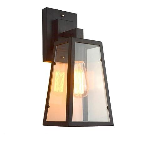 Retro Lámpara De Pared Industrial Moda Creativa Loft Bar Luz