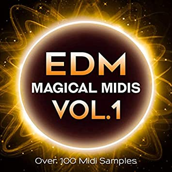 1 - Over 100 Midi Melodies for EDM Production [Download]: Amazon.es: Instrumentos musicales