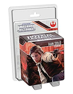 Star Wars: Imperial Assault - Han Solo (Scoundrel) Ally Pack (1633440249) | Amazon Products