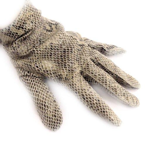 守る計算するマークされた[リリーの宝 (Les Tresors De Lily)] (Scarlett コレクション) [K7584] 手袋 ベージュ