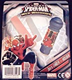 Marvel Ultimate Spider-Man Web-Warriors Sidewalk Chalk with Holder 4 Pc Outdoor Art