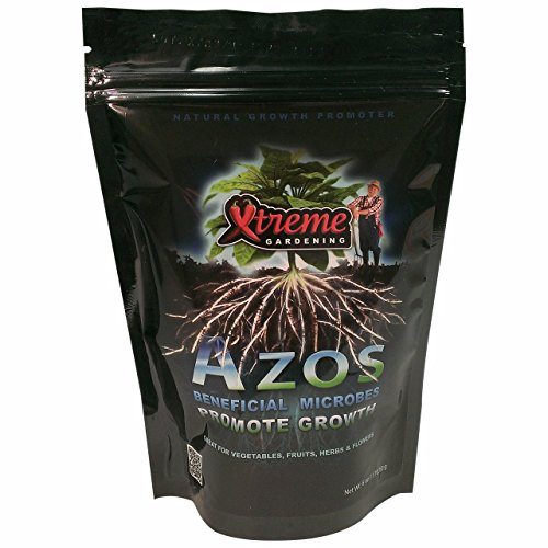 (RTI Xtreme Gardening Azos Beneficial Bacteria, Natural Growth Promoter, 6-Ounce Bag)