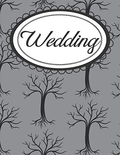 Autumn Trees Witchy Wedding Planner: A Wedding and Handfasting Organizer