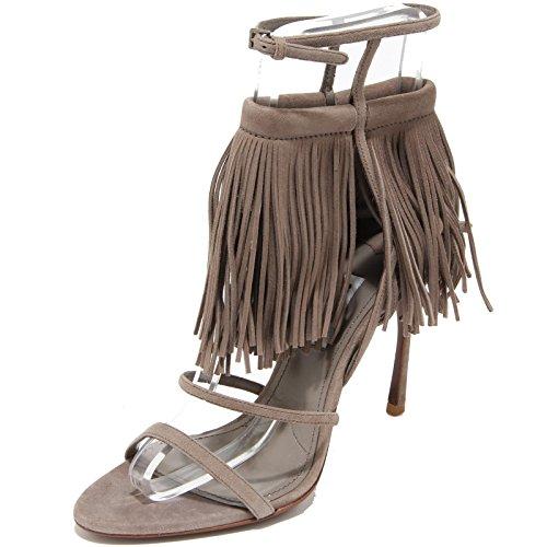 Sandals Frange 8118I Miu Miu Women Shoes Tortora Scarpe Sandali Donna qOqIgwY