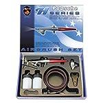 Paasche H-202S - Kit de aerógrafo con Mango de Aluminio anodizado