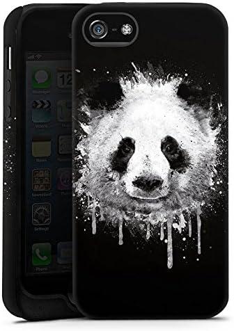 Apple iPhone 5S exterior Shell Militar carcasa oso panda oso ...