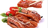 roasted eel - Canned roasted eel 8 cans total net weight 1000 grams (125gX8 tins), seafood from South China Sea Nanhai