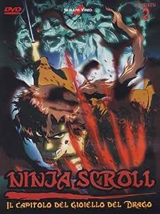 Ninja Scroll #02 (Eps 05-07) [Italia] [DVD]: Amazon.es: Jack ...