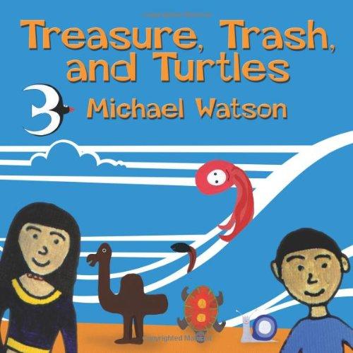 Treasure, Trash, and Turtles PDF