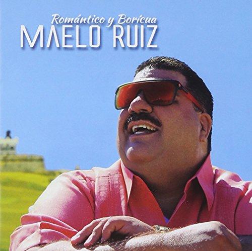 Maelo Ruiz - Romantico Y Boricua - Zortam Music